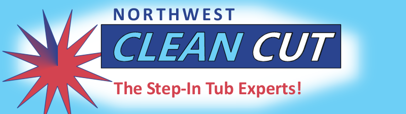 northwest clean cut, clean cut, walk-in tubs, tub conversion, grab bars, tub remodeling, bathtub conversion, bathtub grab bars, seattle bathroom remodeling, step-in tubs, step in tubs, step-in bathtubs, step in bathtubs